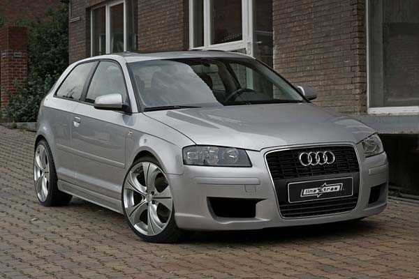 Kompletní body kit Audi A3 96-03 - STRIKE